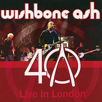 цена на Wishbone Ash Wishbone Ash. Live In London (2 CD)