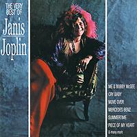 цена на Дженис Джоплин Janis Joplin. The Very Best Of Janis Joplin