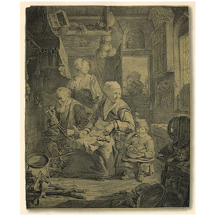 100 шедевров Европейской гравюры. Анатолий Гостев