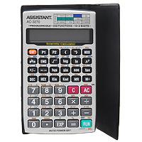 Калькулятор инженерный  Assistant AC-3270 , 232 функции