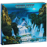Uriah Heep Uriah Heep. Official Bootleg. Volume Three. Live In Kawasaki Japan 2010 (2 CD) матрас dimax мега медиум софт 200x190