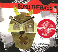 Bomb The Bass Bomb The Bass. Future Chaos (2 CD) chaos панама chaos stratus sombrero
