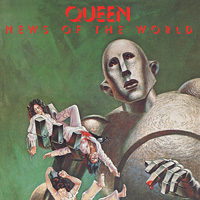 Queen Queen. News Of The World. Deluxe Edition (2 CD) queen queen news of the world 180 gr