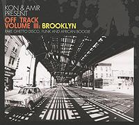 Kon & Amir Present: Off Track Volume III - Brooklyn (2 CD) amir pau
