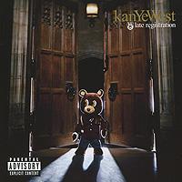 Канье Уэст Kanye West. Late Registration