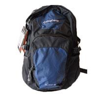 Рюкзак городской KingCamp Orchid 20L, цвет: синий, черный рюкзак городской kingcamp peach 28l цвет красный серый