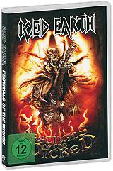 Iced Earth: Festivals Of The Wicked (2 DVD) festivals ne bk