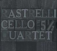 Rastrelli Cello Quartet Rastrelli Cello Quartet. Vol. 5 1/2 серьги by song quartet 3022