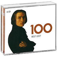 100 Best Liszt (6 CD) best karajan 100 6 cd