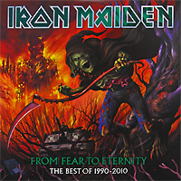 Iron Maiden. From Fear To Eternity. The Best Of 1990-2010. Limited Collector's Edition (3 LP)