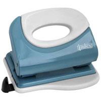 Дырокол Index Fusion, цвет: серо-голубой, белый. IFP730 цена
