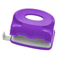 Дырокол Index Colourplay, цвет: неоновый фиолетовый. ICP115 цена