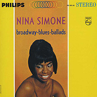 Нина Симон Nina Simone. Broadway. Blues. Ballads цена и фото