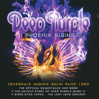 Deep Purple Deep Purple. Phoenix Rising (CD + DVD) 10 hd digital lcd screen car headrest monitor dvd cd player ir fm with remote controller remote mount bracket car player new