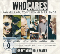 Whocares Whocares. Out Of My Mind / Holy Water (ECD) john l bisol out of sight out of mind