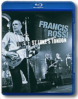 Francis Rossi: Live From St. Luke's London (Blu-ray) burt bacharach brighton