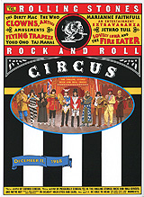 The Rolling Stones - Rock And Roll Circus the rolling stones the rolling stones steel wheels