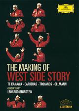 Leonard Bernstein: The Making Of West Side Story peter bernstein w the ernst