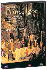 Borodin, Valery Gergiev: Prince Igor (2 DVD) valery pikulev the admiralty saint isaakiya's cathedral… and the spit of vasilyevsky island with the camera across st petersburg