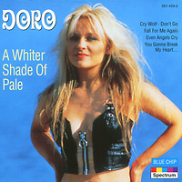 Doro Doro. A Whiter Shade Of Pale doro doro fur immer 2 lp picture disc