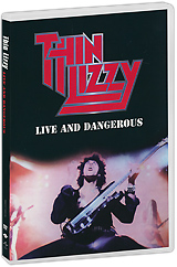 Thin Lizzy: Live & Dangerous (DVD + CD) стоимость
