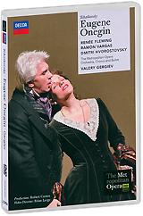 Tchaikovsky, Valery Gergiev: Eugene Onegin (2 DVD) tchaikovsky valery gergiev eugene onegin blu ray