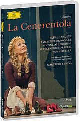 Rossini, Maurizio Benini: La Cenerentola (2 DVD) rossini maurizio benini la cenerentola 2 dvd