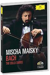 Bach, Mischa Maisky: The Cello Suites (2 DVD) mischa maisky shostakovich cello concertos nos 1