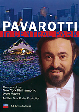 Pavarotti In Central Park giuseppe verdi ein maskenball un ballo in maschera
