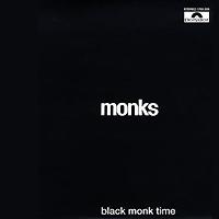 The Monks Monks. Black Monk Time (LP) the monk