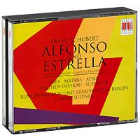Отмар Суитнер Otmar Suitner. Schubert. Alfonso Und Estrella (3 CD) alfonso ray водолазки