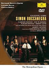 Verdi, James Levine: Simon Boccanegra verdi james levine luisa miller