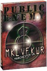 Public Enemy: Manchester UK Live (2 DVD) цена