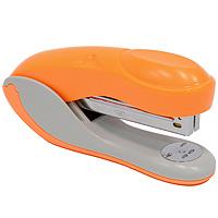 Степлер Colourplay, для скоб №24/6-26/6, цвет: оранжевый степлер fusion для скоб 24 6 цвет серо голубой белый