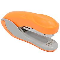 Степлер Colourplay, для скоб №10, цвет: оранжевый степлер index 20 листов