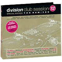 D:Vision Club Session. Vol. 12 (2 CD) cd leganes athletic club bilbao