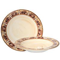 Набор тарелок Натюрморт, 2 шт тарелки