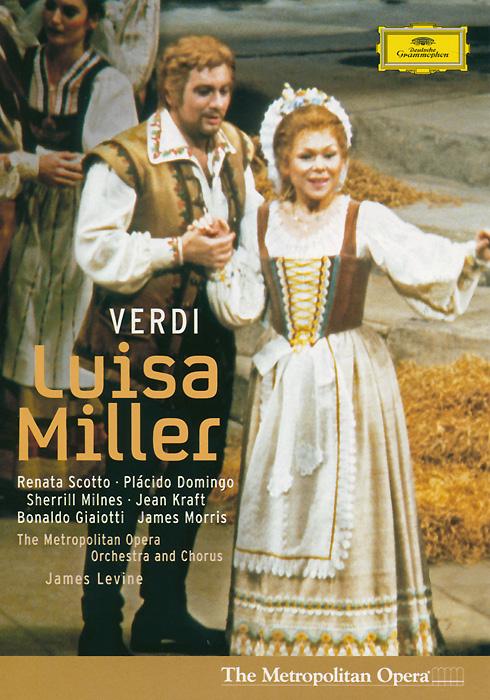 Verdi, James Levine: Luisa Miller verdi james levine un ballo in maschera