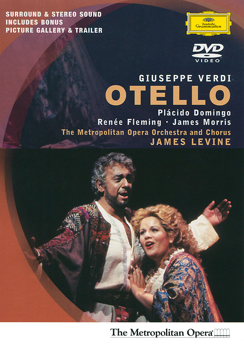 Verdi, James Levine: Otello verdi james levine un ballo in maschera