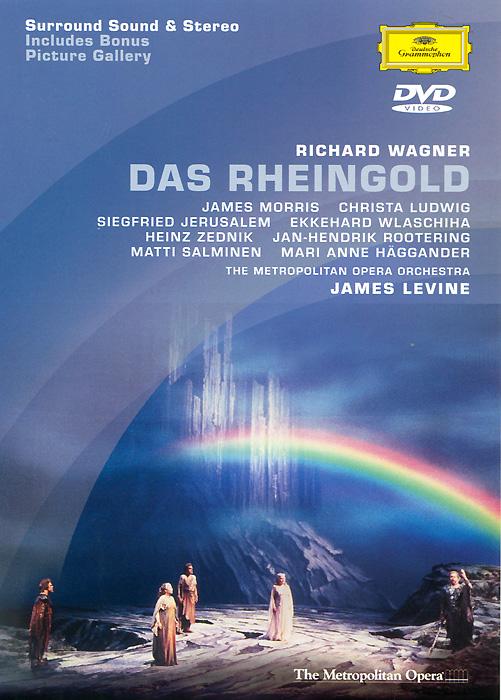 Wagner, James Levine: Das Rheingold strauss james levine elektra