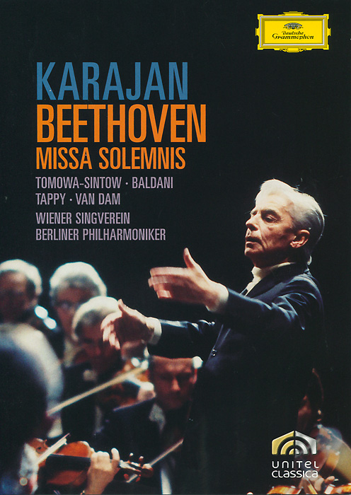 Beethoven, Herbert von Karajan: Missa Solemnis In D Major, Op. 123 l cherubini missa solemnis in d minor