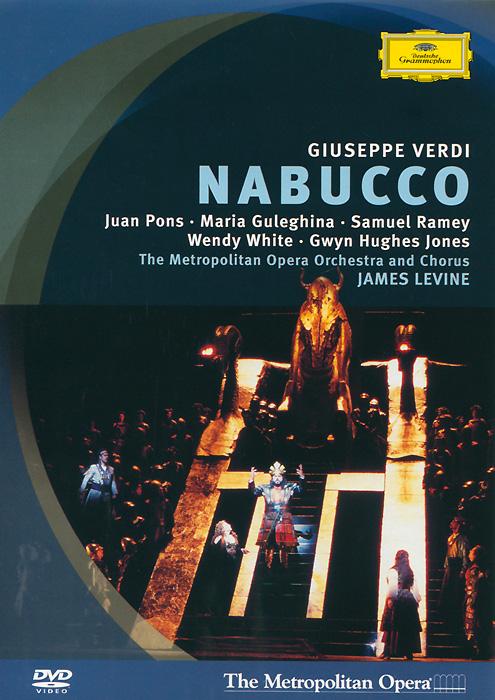Verdi, James Levine: Nabucco verdi james levine luisa miller