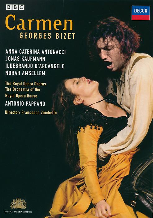 Bizet, Antonio Pappano: Carmen цены