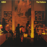 ABBA ABBA. The Visitors (LP) abba abbabenny andersson piano 2 lp