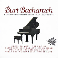 Берт Бахарах Burt Bacharach. All The Hits burt bacharach brighton