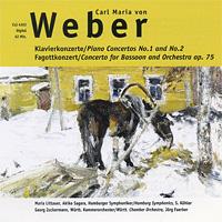 Weber. Klavierkonzerte - Piano Concertos цена