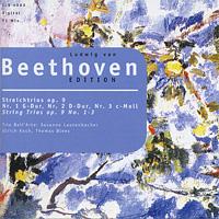 Сюзанн Лаутенбачер,Ульрих Кох,Томас Близ Beethoven. Streichtrios Op. 9 автохимия кох