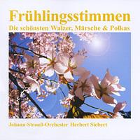 Герберт Зиберт,Johann Strauss Orchester Herbert Siebert, Johann-Straub-Orchester. Fruhlingsstimmen