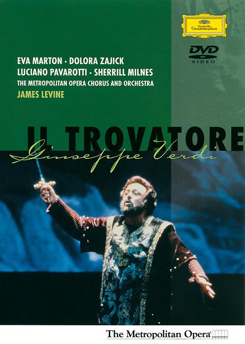 Verdi, James Levine: Il Trovatore verdi james levine un ballo in maschera