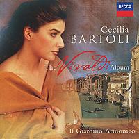Чечилия Бартоли,Arnold Schoenberg Chorus,Il Giardino Armonico,Джованни Антонини Cecilia Bartoli. The Vivaldi Album il giardino dei ciliegi